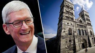 Apple starter utviklingsavdeling i Sverige - holder oppdraget hemmelig