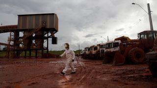 Hydro dømt til å stille 340 millioner kroner i sikkerhet i Brasil