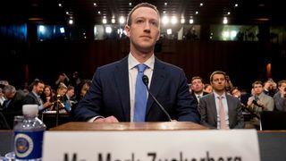 Zuckerberg ble grillet i fem timer i senatet