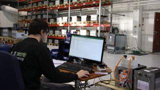Batterifabrikk i Trondheimgikk konkurs - nå overtar en av de største kreditorene produksjonen