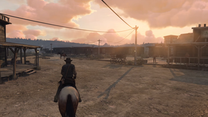 Så bra ser Red Dead Redemption ut på Xbox One X
