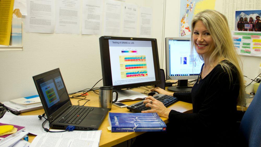 Siri Kalvig, Universitetet i Stavanger