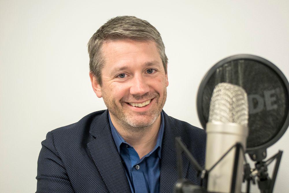 Arne Norheim i IBM er gjest i ukens podcast.