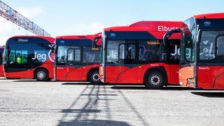 Blir best i Europa: Oslo skal ha 70 elbusser i drift innen neste sommer