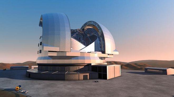 Datasystem skal forhindre stjernene i å tindre når verdens største teleskop observerer dem