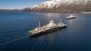 Rolls-Royce-kontrakt: 18 ferger skal krysse fjorden automatisk