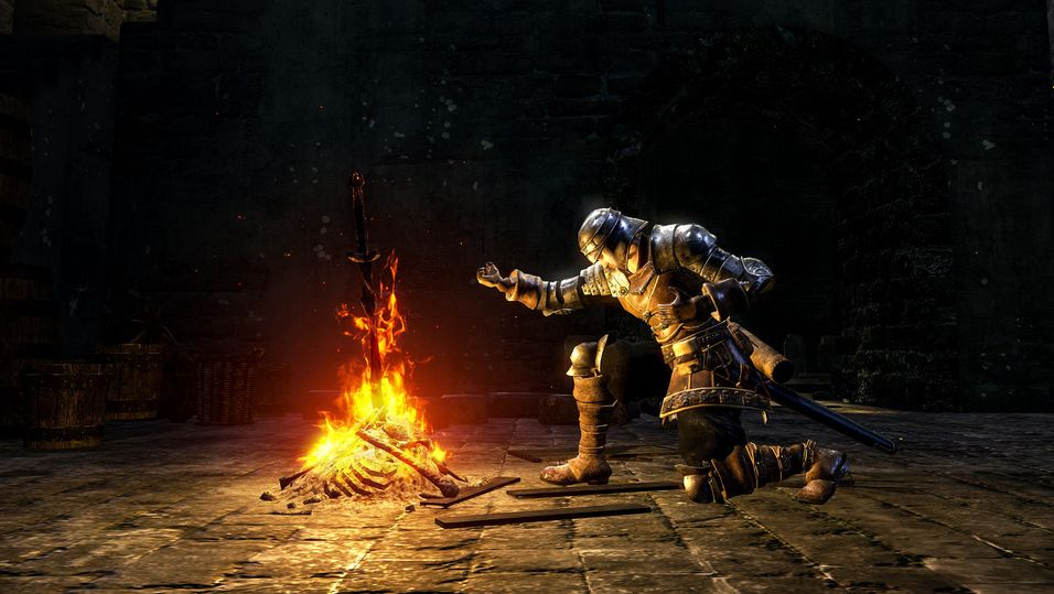 Dark Souls Remastered for Nintendo Switch er utsatt