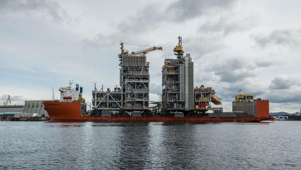 Petroleumstilsynet varsler tilsyn ved Martin linge-plattformen. Blant annet skal de følge opp feil fra tidligere tilsyn.