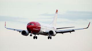 Norwegian sjekker fly etter ulykke i USA