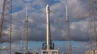 SpaceX-rakett skutt opp for å lete etter nye planeter