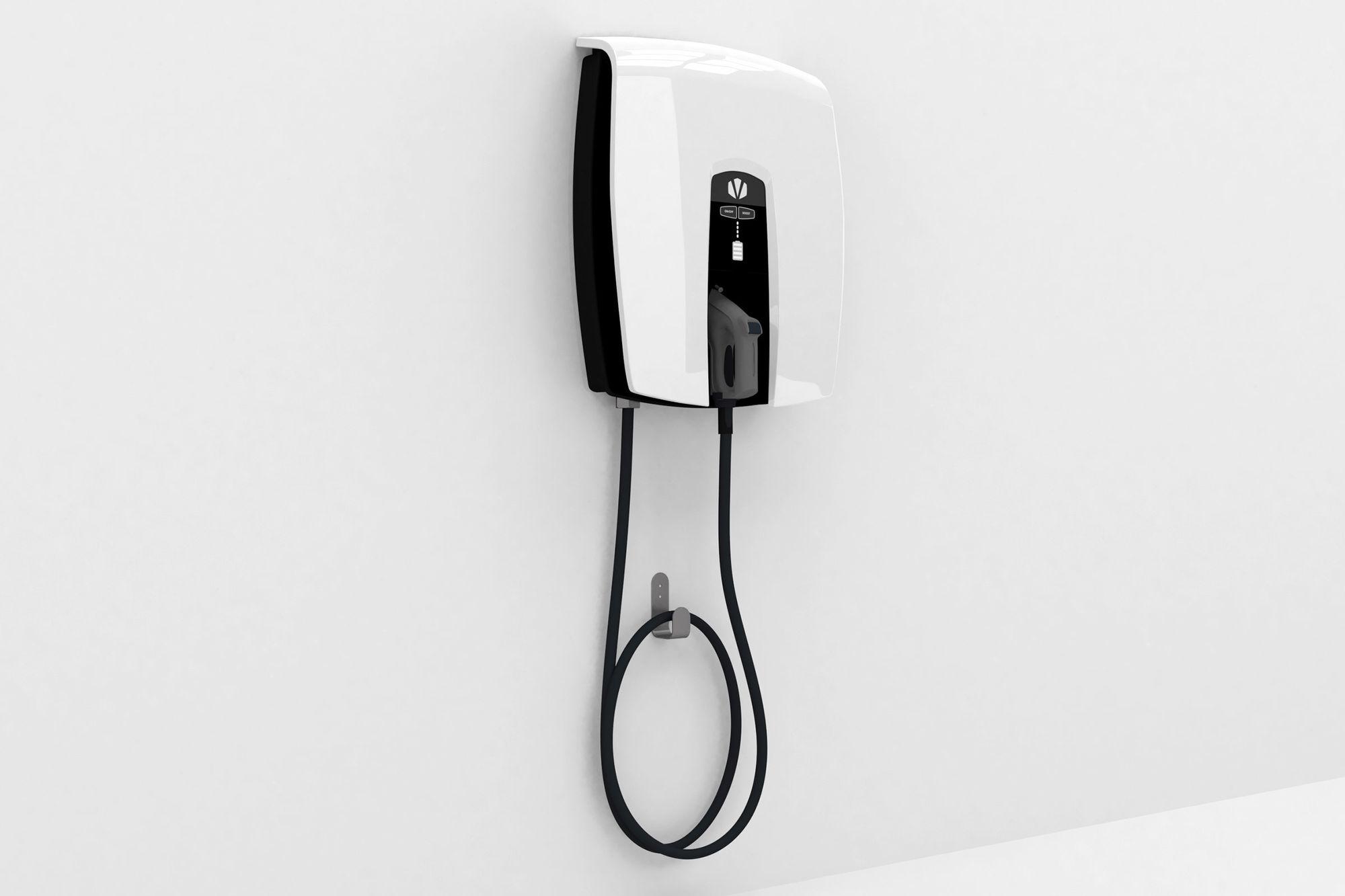 Montering og Levering av Elbil Lader Storo Elektro