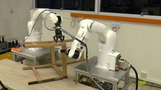 Disse robotenegjør bruksanvisningen fra Ikea overflødig