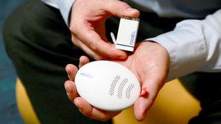 Lanserer «wifi-batteri» til ordinære røykvarslere