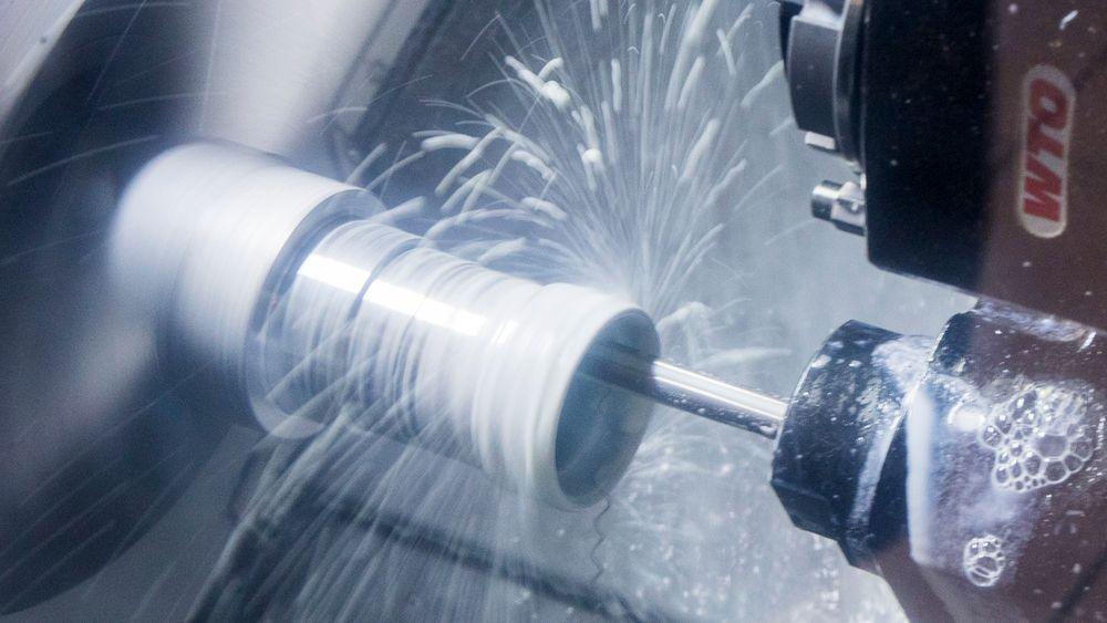 BRANDSTORY: Fra maskinering til 3D-printing