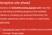 Snart kan du få slike advarsler i flere Android-apper. Det er en god ting