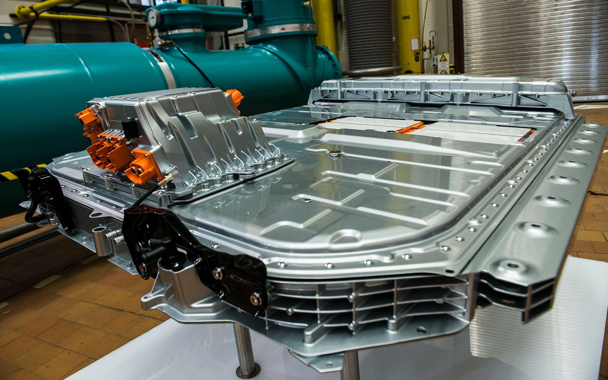 Kjølesystem skal gjøre at Audi e tron unngår Tesla problem