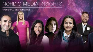 Get 50 percent off when you book your pass to Nordic Media Insights 2018