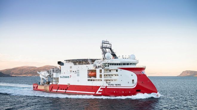 Subsea 7 legger inn milliardbud på amerikansk oljeserviceselskap