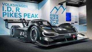 Volkswagens elektriske R-modell klarer 0-100 kilometer i timen på 2,25 sekunder