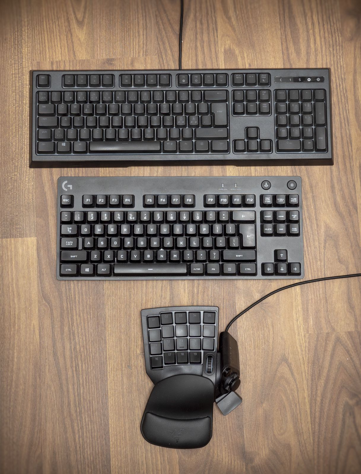 SAMLETEST  Det beste tastaturet for gaming - Tek.no 2d886277dade8