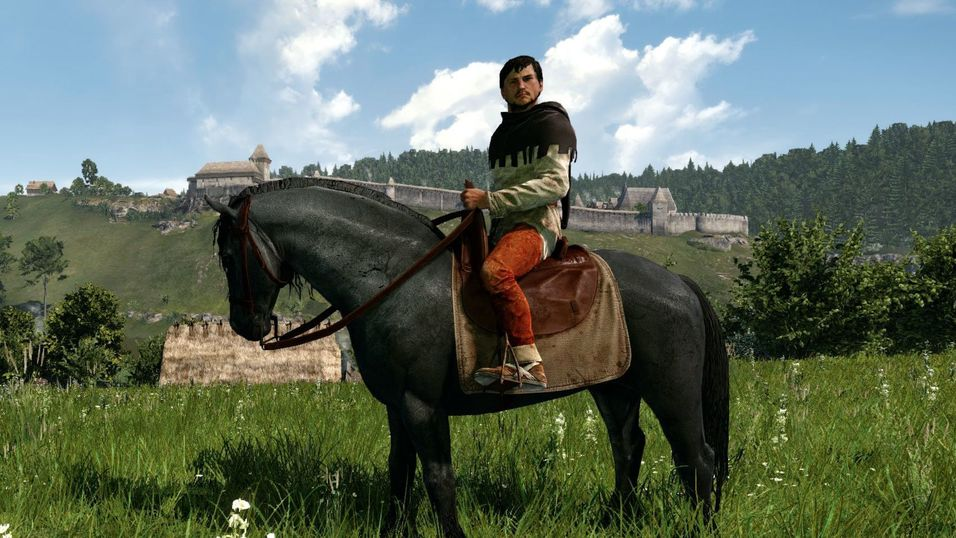 Warhorse tar seg god tid med å fikse Kingdom Come: Deliverance