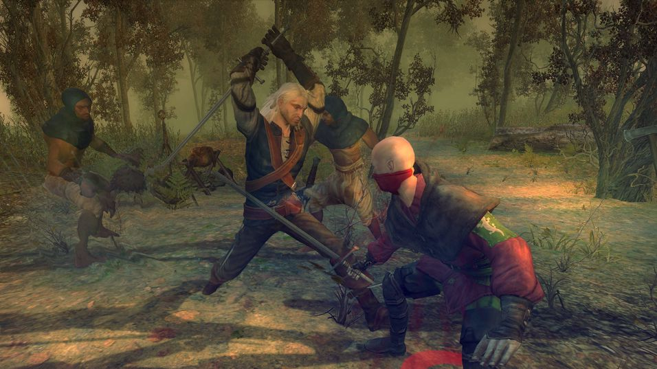 Slik får du The Witcher: Enhanced Edition uten å betale en krone