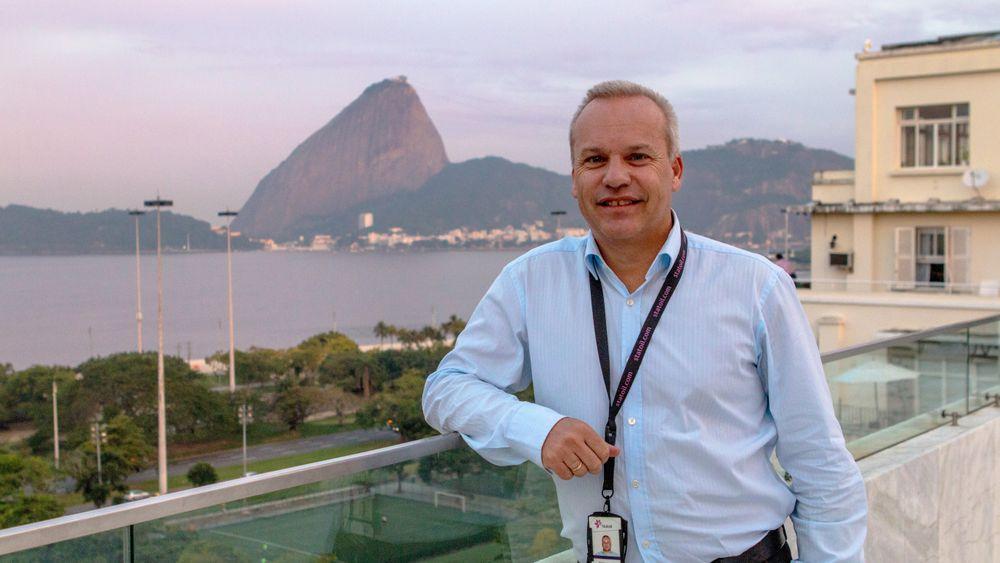 Anders Opedal er Statoil nye konserndirektør for Teknologi, prosjekter og boring. Han kommer fra stillingen som landsjef og direktør i Brasil.