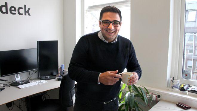 Gründeren Sasan: Vil gjøre Excel og Word overflødig