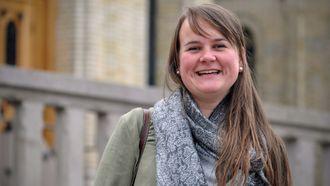 Marit K. Strand (Sp) sitter i Utdannings- og forskningskomiteen på Stortinget.