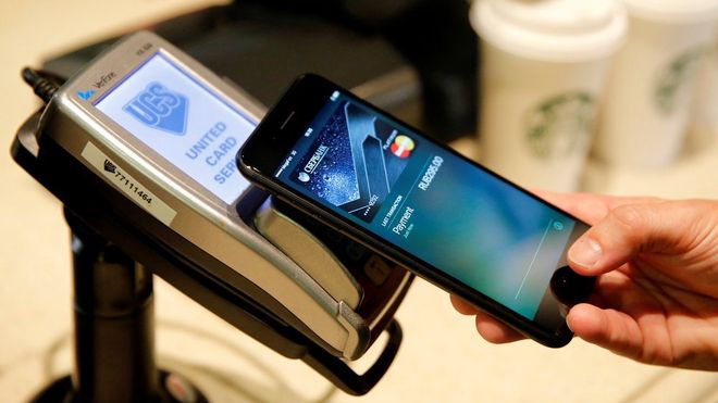 Etterlyser EU-utfordrere til Paypal og Apple Pay