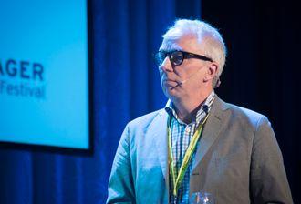Boine Gepertz er VD og konsernsjef for Gota Media, som har 30 aviser i Sør-Sverige og omsetter for 1,1 milliarder kroner.