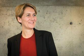 USA-korrespondent Christina Pletten i Aftenposten.