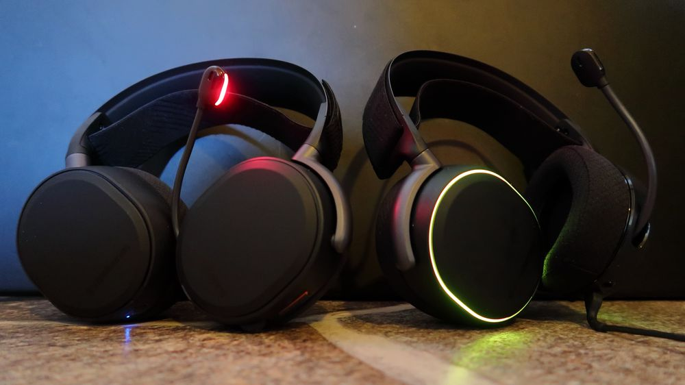 TEST: SteelSeries Arctis Pro Wireless og SteelSeries Arctis Pro med GameDAC