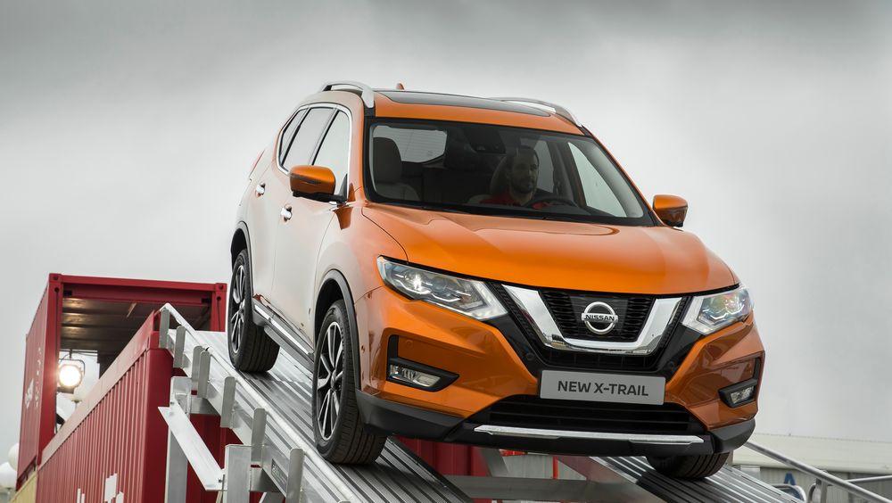 Nissan X Trail tilbys i dag med to forskjellige dieselmotorer.