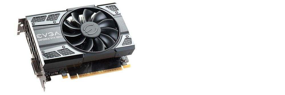 EVGA GeForce GTX 1050 Ti SC Gaming HDMI DP 4GB