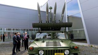 Den amerikanske toppsjefen tror han kan selge 7000 Kongsberg-missiler