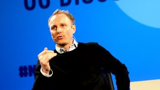 Kommunikasjonsdirektør Espen Skoland i Discovery Networks Norway.
