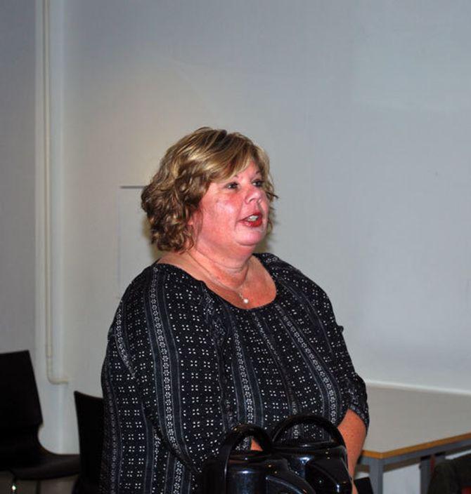 Aud Mette Myklebust, instituttleder ved Høgskolen i Sørøst-Norge.