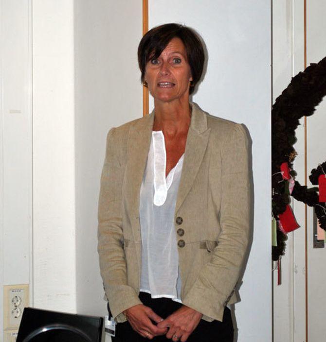 Randi Moen Forfang, avdelingsdirektør i Helsedirektoratet, Avdeling spesialisering og etterutdanning.