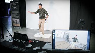 Den siste VR-trenden: Fanger virkeligheten med volumetrisk video