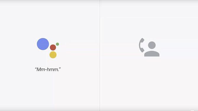 Bruken av små pauseord som mm-hmm, uhm og ah bidrar til at Googles Duplex-teknologi i enda større grad høres ut som et menneske.