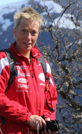 Bjørghild Holien, Storehaugen Opp, Lærdal friidrettsgruppe
