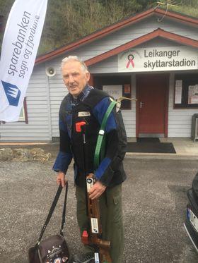 Ragnar Husabø, Leikanger Skyttarlag