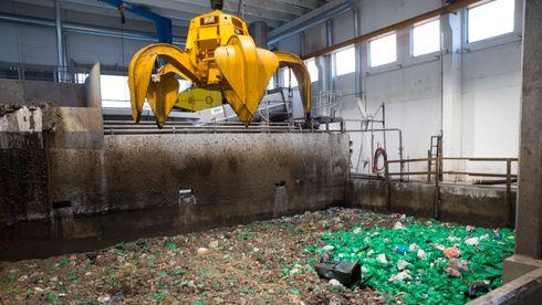 Fra åpningen av «Den magiske fabrikken» på Sem i Tønsberg i 2016. Her produseres biogass og biogjødsel.