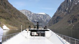 Nå skjer det: Turistbåten som virkelig skåner norske fjorder for eksos og støy settes i drift