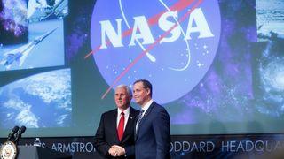 NASA vil sende minihelikopter til Mars