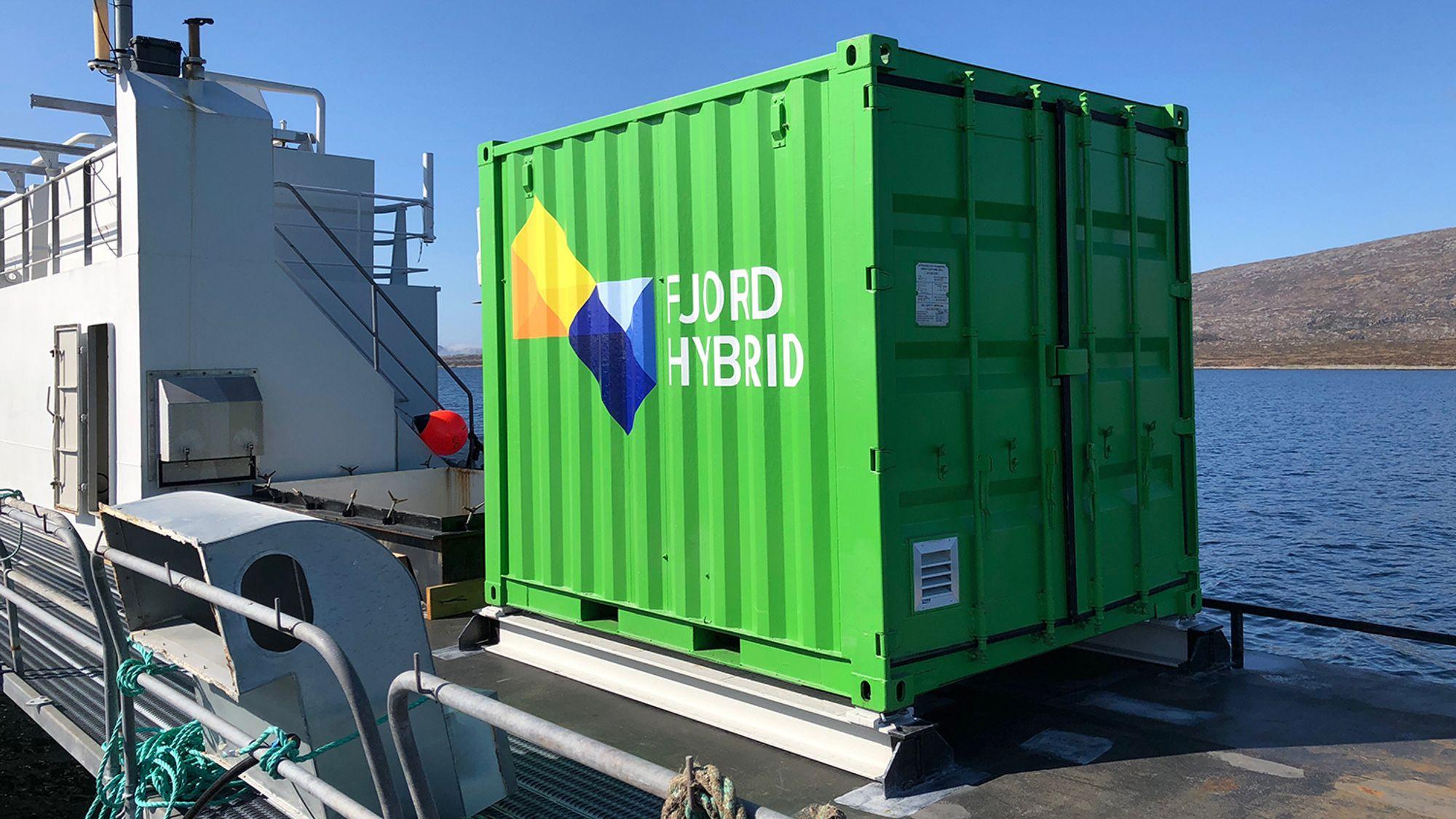 ANNONSE: Dette er løsningen som gir fjordene renere luft og sparer penger i havbruk
