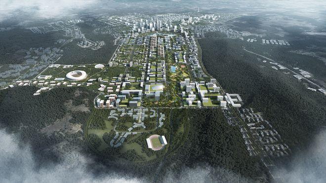 """De har """"verdens verste trafikk"""". Løsningen er å bygge en helt ny, karbonnøytral millionby"""