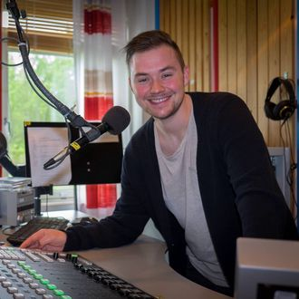 Klubbleder Johannes Børstad i NRK Trøndelag.