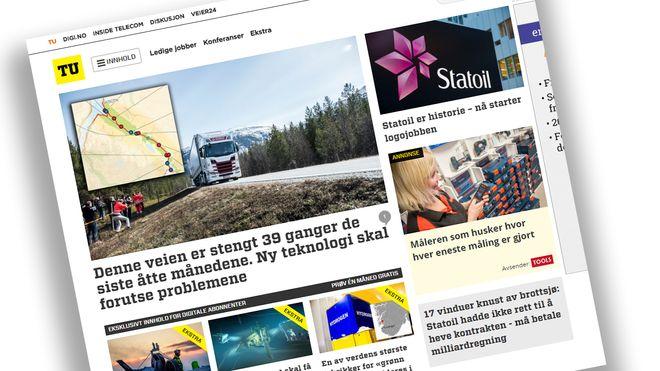 Vil regjeringen gi Teknisk Ukeblad fritak for moms på pdf-utgaven, men ikke for innhold på tu.no? Seriøst?